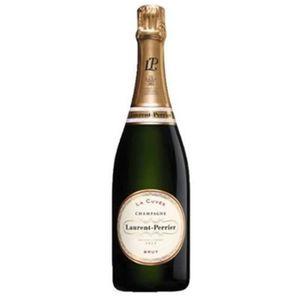 CHAMPAGNE La Cuvée - Champagne brut Laurent Perrier 75 cl Bo