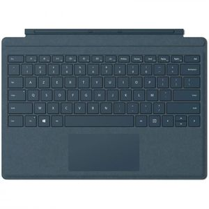 CLAVIER D'ORDINATEUR Microsoft Surface Pro Signature Type Cover Bleu Co
