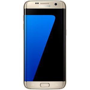 SMARTPHONE Samsung Galaxy S7 Edge 32 go Or - Reconditionné -