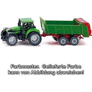 VOITURE - CAMION SIKU Tracteur et Epandeur - Véhicule Miniature