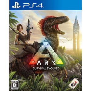 JEU PS4 ARK Survival Evolved SONY PS4 PLAYSTATION 4  Impor