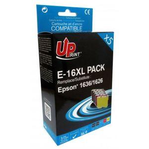 CARTOUCHE IMPRIMANTE Pack Uprint T16XL 5 cartouches haute capacité comp