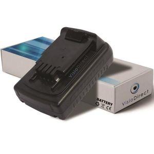 gpc1820l Pile batterie 3000 mAh pour Black /& Decker gkc1820l glc1825l