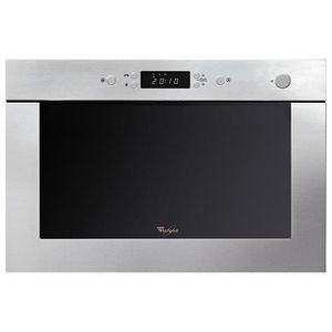 MICRO-ONDES Micro-ondes gril encastrable WHIRLPOOL AMW 494 IX