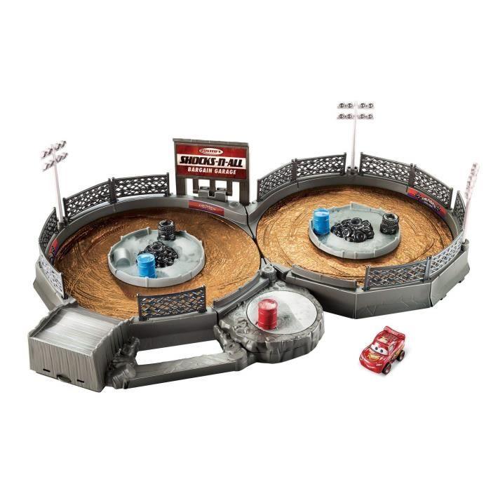Voiture Electrique DISNEY GWX42 Pixar Cars Stunt & Compétences