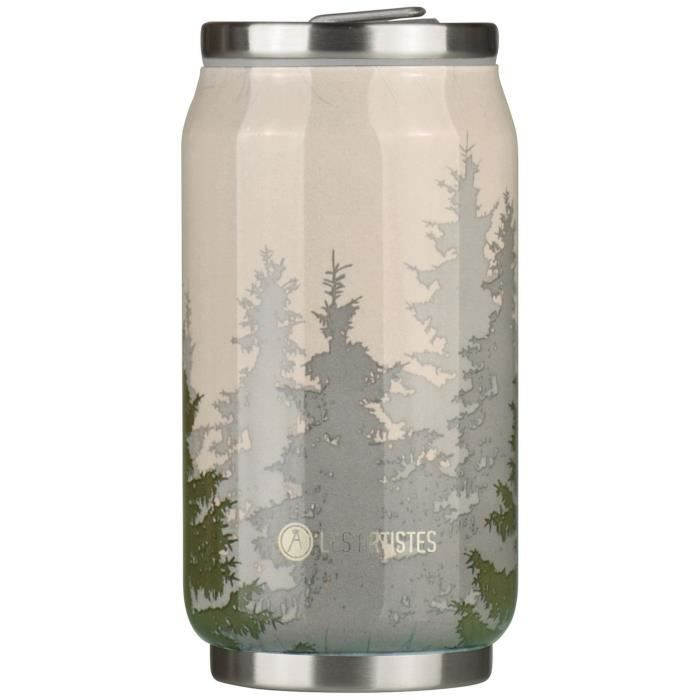 LES ARTISTES Canette Pull Can It - 280 ml - Forest