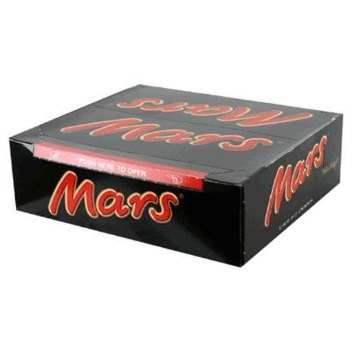 Mars (lot de 4)