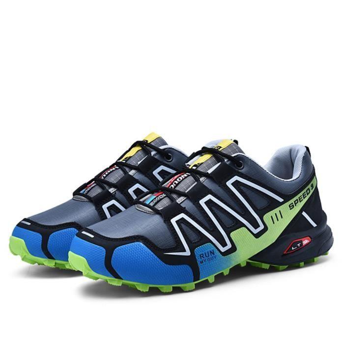 Les chaussures de course antidérapants pour hommes Chaussures de randonnée Chaussures de sport Sports de plein air Chaussures