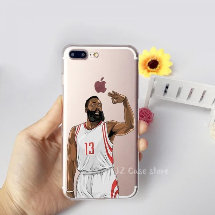 coque iphone 7 basketball