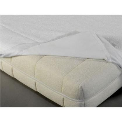 Prot ge matelas imperm able housse 180 x 200 cm achat for Protege matelas bebe