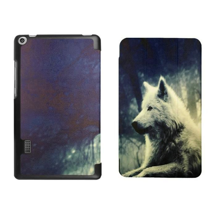 coque tablette huawei animaux