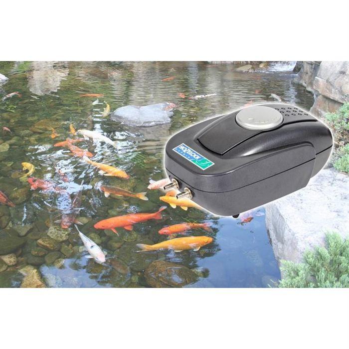KOI pond pump 4500l//h étang pompe pompe