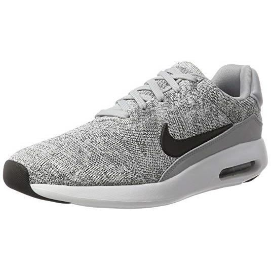 Nike Air Max Modern Flyknit, Sneakers Basses Homme Gris