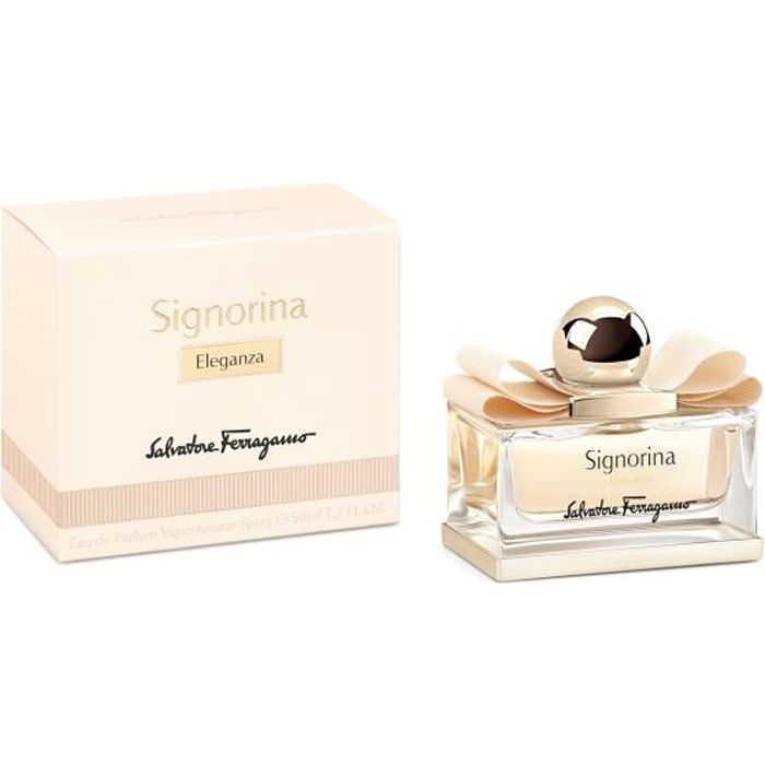 EAU DE PARFUM SALVATORE FERRAGAMO Eau de parfum Signorina Elegan