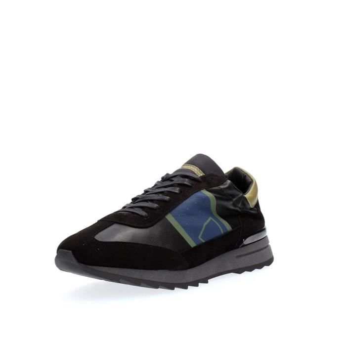 43 SNEAKERS Nero PARIS PHILIPPE MODEL Homme TRSWpO