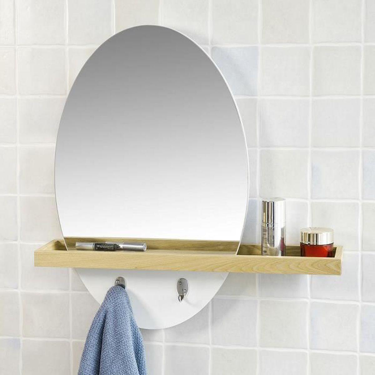 Salle De Bain Avec 2 Entrees miroir mural pour salle de bain l'entrée avec 1 étage