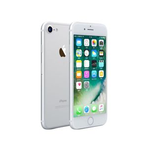 SMARTPHONE  APPLE iPhone 7 Argent 128 Go Occasion Comme Neuf