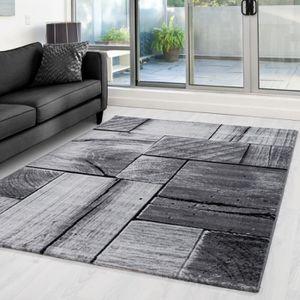 TAPIS Tapis moderne et designe PARMA 9260 Noir (160x230