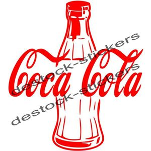 stickers coca cola achat vente stickers coca cola pas cher les soldes sur cdiscount. Black Bedroom Furniture Sets. Home Design Ideas