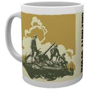 BOL - MUG - MAZAGRAN Mug Call of Duty Gomic