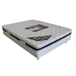 MATELAS Matelas Luxe Grand Confort 160 x 200 x 22 cm