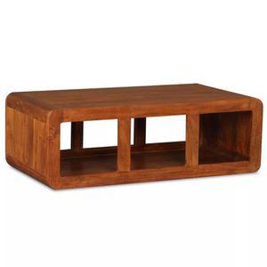 TABLE BASSE Tidyard Table Basse | Table de Salon | Table Basse