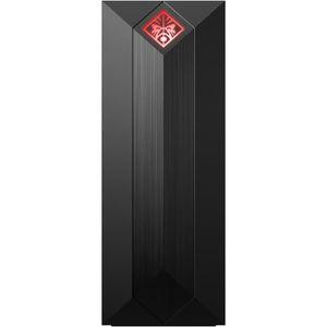 UNITÉ CENTRALE + ÉCRAN HP OMEN 875-0108nf, 2.8 GHz, 8th gen Intel® Core™