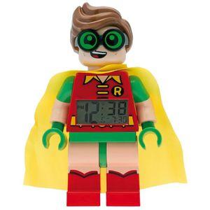 RÉVEIL ENFANT Réveil Lego Batman Movie Robin
