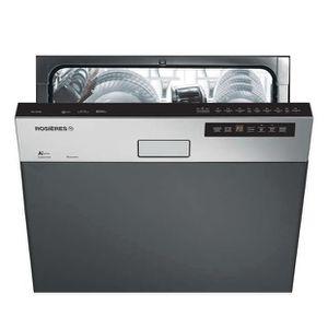 LAVE-VAISSELLE ROSIERES RLI1D53X-Lave vaisselle encastrable-15 co
