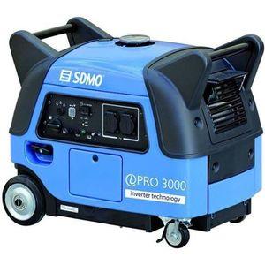 GROUPE ÉLECTROGÈNE Sdmo - Groupe électrogène Pro 3000W - Inverter Pro