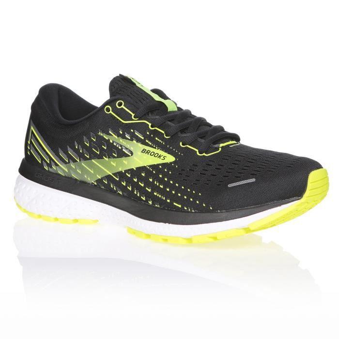 BROOKS Chaussures de running GHOST 13 - Homme - Noir