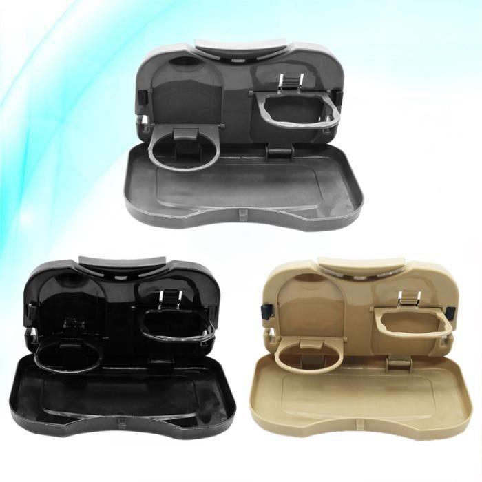 3 Pcs Universel Porte-Gobelets De Voiture Multifonctionnel porte boisson - regulateur de boisson confort conducteur passager