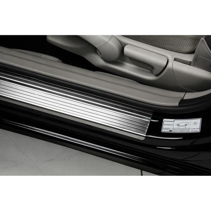 Les Seuils de Porte Toyota Rav-4 III 2006-2012 100% acier inoxydable Alur-Frost