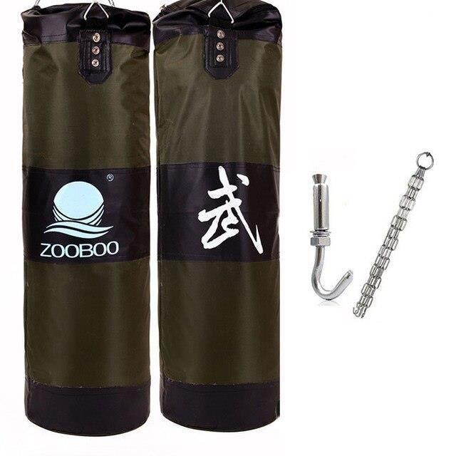 90cm entraînement Fitness Mma combattant sac de boxe sac suspendu Sport sable poinçon sac de frappe sac de sable Saco Bo ES2303