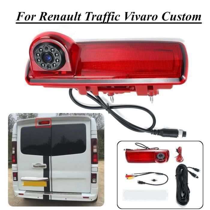 Caméra de Recul Étanche Pour Renault Traffic Vivaro Custom