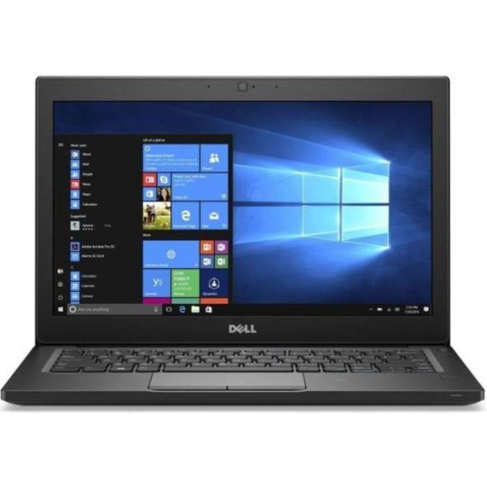 Dell Latitude 7280 - 8Go - SSD 128Go