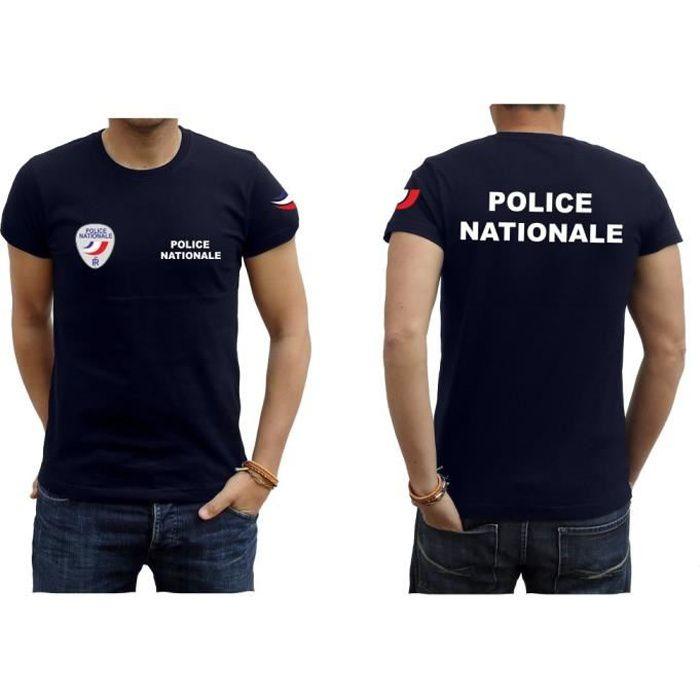 CAMISETA / SHIRT POLICE NATIONALE