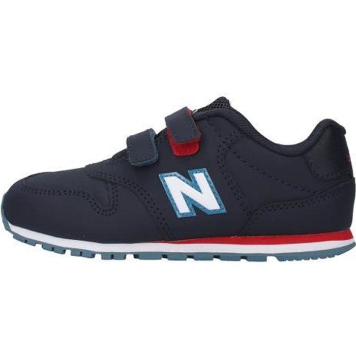 New Balance IV500RNR chaussures de tennis faible Enfant BLEU MARIN