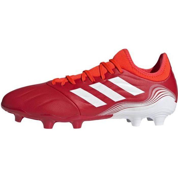 Chaussures Adidas Copa Sense.3 Fg rouge homme