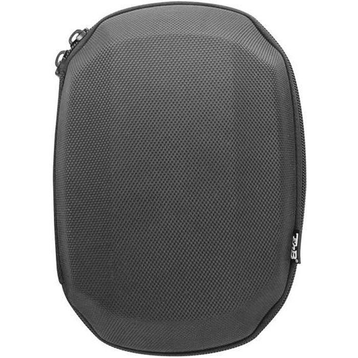 Etui universel de rangement pour casque stéréo pliables Protégez votre casque stéréo et ses accessoires lors de tous vos déplace...