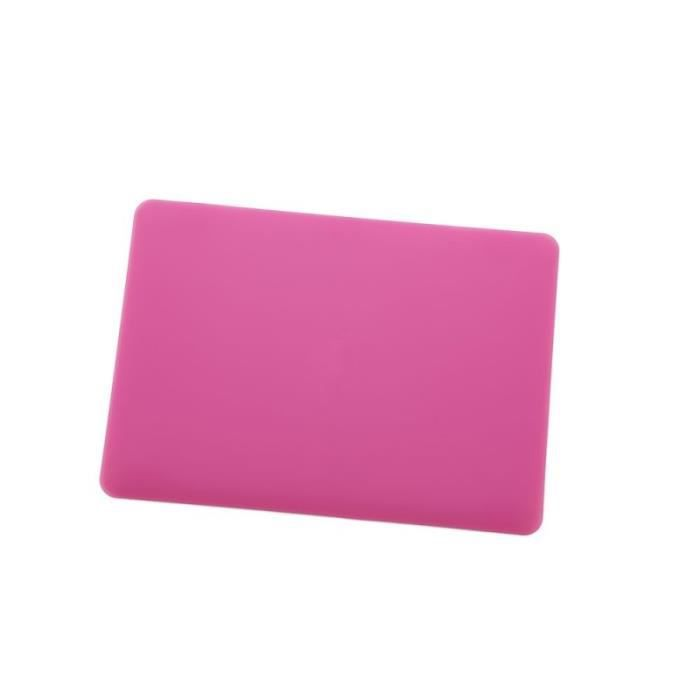 WE Coque de protection pour Macbook Pro 15,4 - Rose