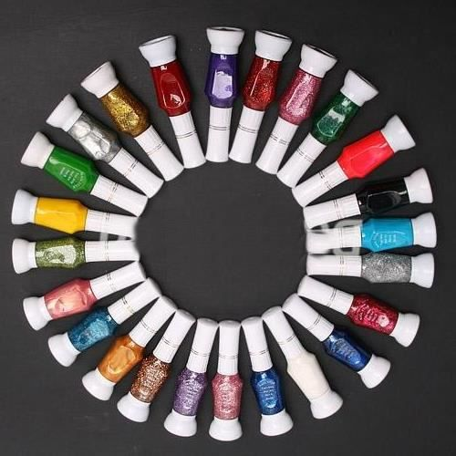24 Vernis a Ongles Liner Nail