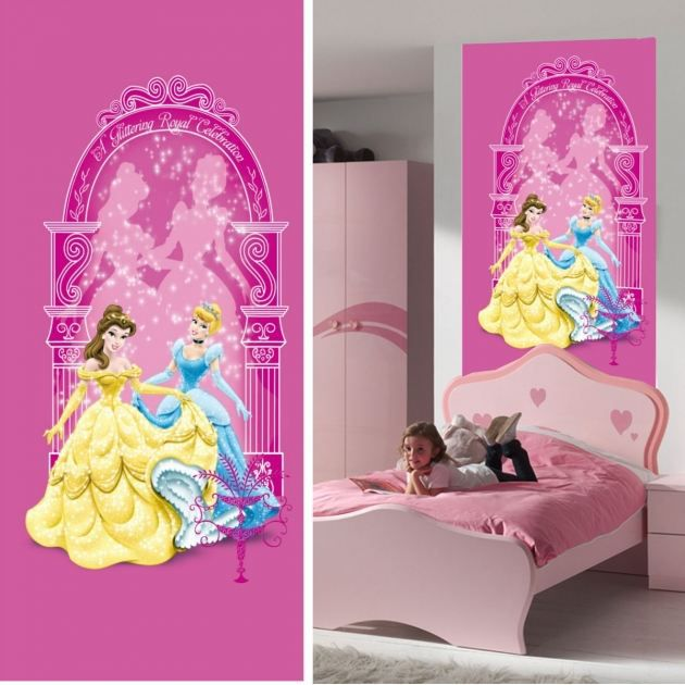 Disney princesse d coration murale poster g achat for Poster decoration murale