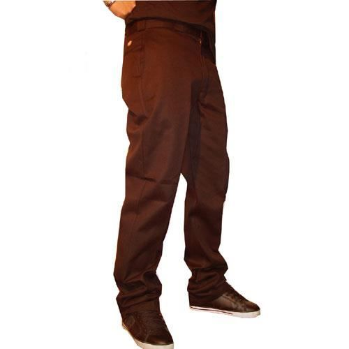 51d7bdbe38008 874 WORK PANT dark brown DICKIES... Noir - Achat   Vente pantalon ...