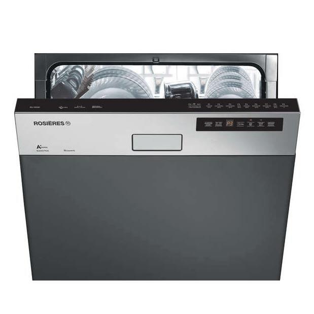 Rosieres Rli1d53x Lave Vaisselle Encastrable 15 Couverts 44 Db A Larg 60 Cm