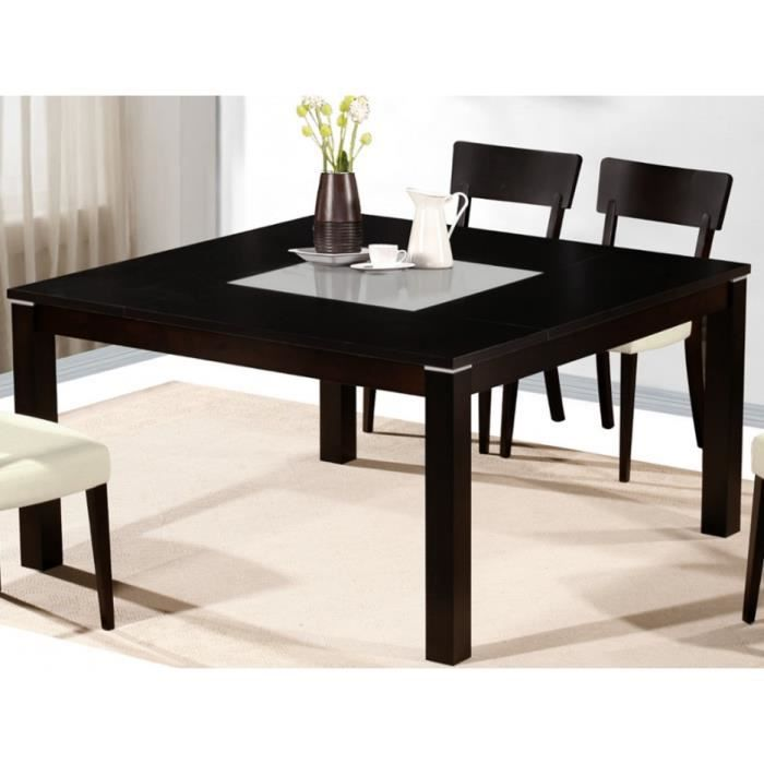 table a manger 140x140 achat vente table a manger. Black Bedroom Furniture Sets. Home Design Ideas