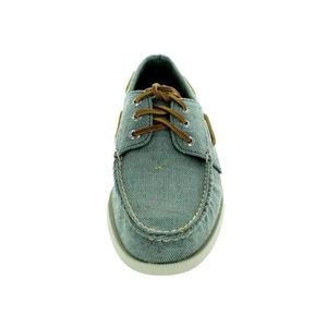 Marine Sperry Top-Sider A//O 2-Eye Lavable Pont//Chaussures Bateau