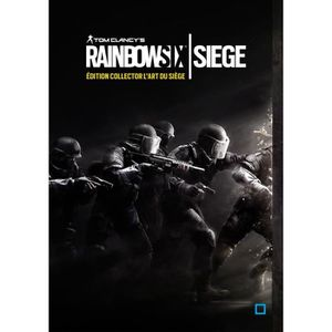 JEU PS4 Rainbow Six : Siege Collector Jeu PS4