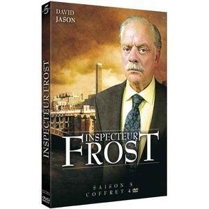 DVD SÉRIE DVD Inspecteur Frost, saison 5