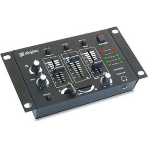 TABLE DE MIXAGE TABLE DE MIXAGE DJ MIXER STEREO 4 CANAUX 3 CANAUX